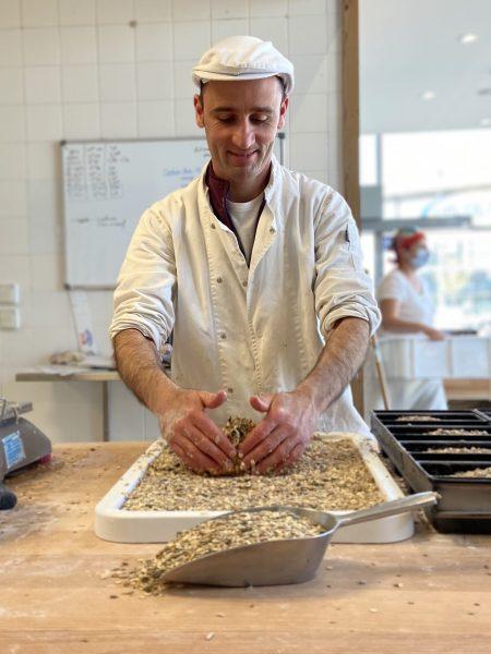 Matthieu Matt The Baker
